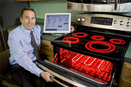 smart grid stove