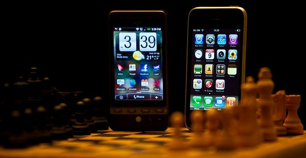 smartphone wars