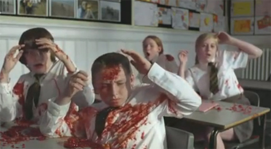 exploding kids ad