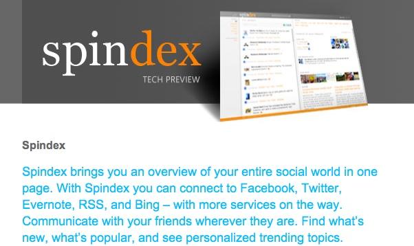 spindex