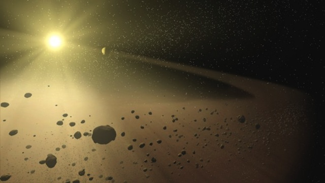 spritzer asteroid
