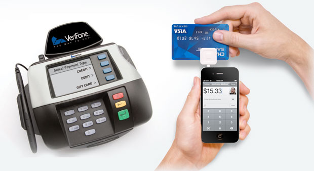 VeriFone and Square