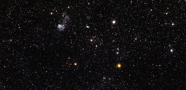 When It's Darkest Men See the Stars Stars