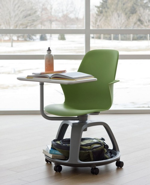 IDEO and Steelcase Unveil a School Desk for the Future of Teaching ...
