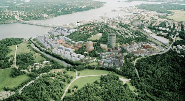 Stockholm Royal Seaport