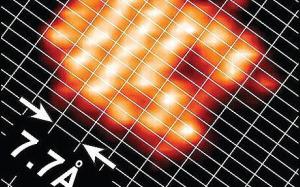 Seven-atom transistor