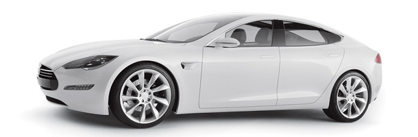 Why Tesla Motors Is Betting On The Model S - A tesla car