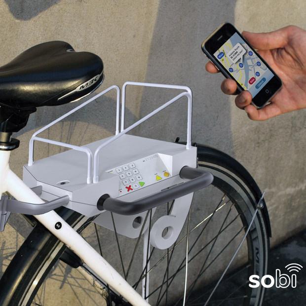 SoBi bike sharing