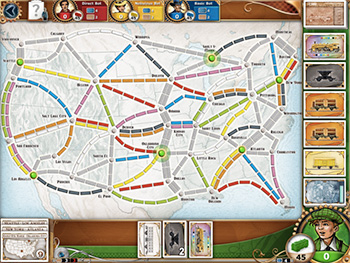 Ticket to Ride App