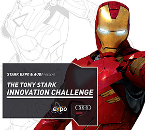 Tony Stark Innovation Challenge