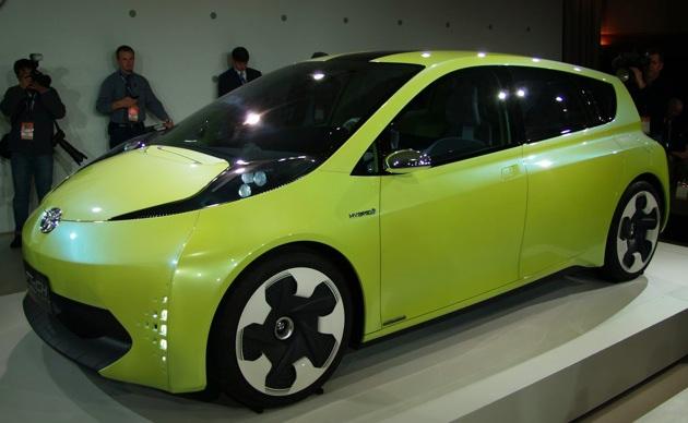 Toyota FT-CH hybrid