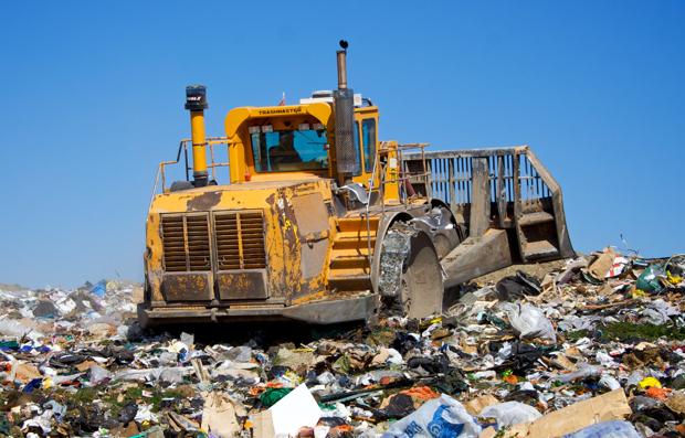 trash-mining