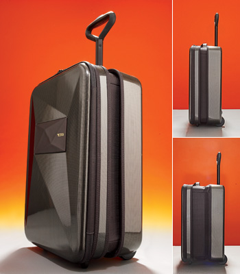 270a2c1da Dror's Magical Expandable Suitcase For Tumi Is Fit For Mary Poppins