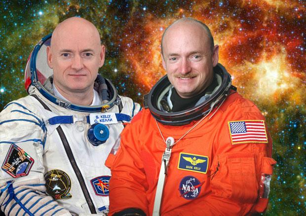 twin astronauts