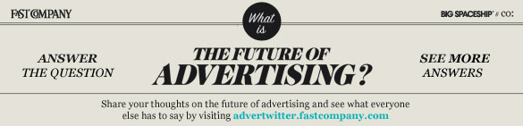 What Is The Future of Advertising?