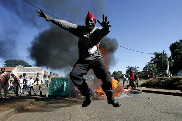 uUganda protests