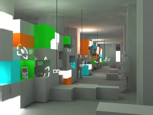 Computerspielemuseum Computergamemuseum