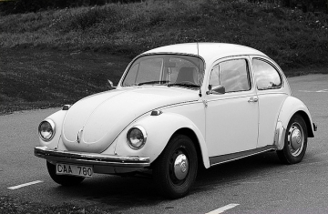 15 Year Old Turns 1972 Vw Beetle Into Electric Car