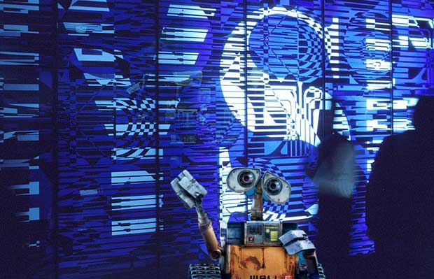 Wall-E Stockmarket