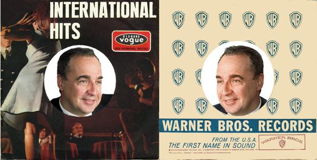 Len Blavatnik and Warner Music