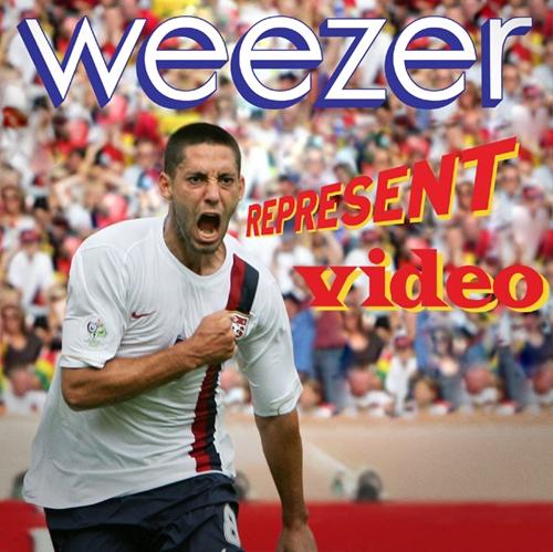 Weezer soccer