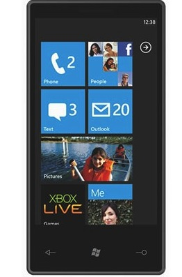 Microsoft Windows Phone 7 ads