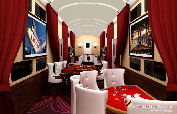 Vegas X Train