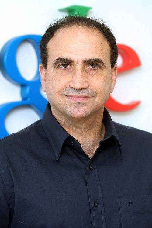 Yossi Matias, Head of Google R&D Center Israel